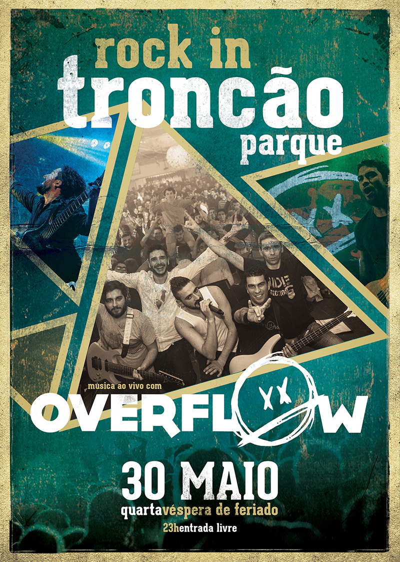 Rock in Troncão Parque 2018