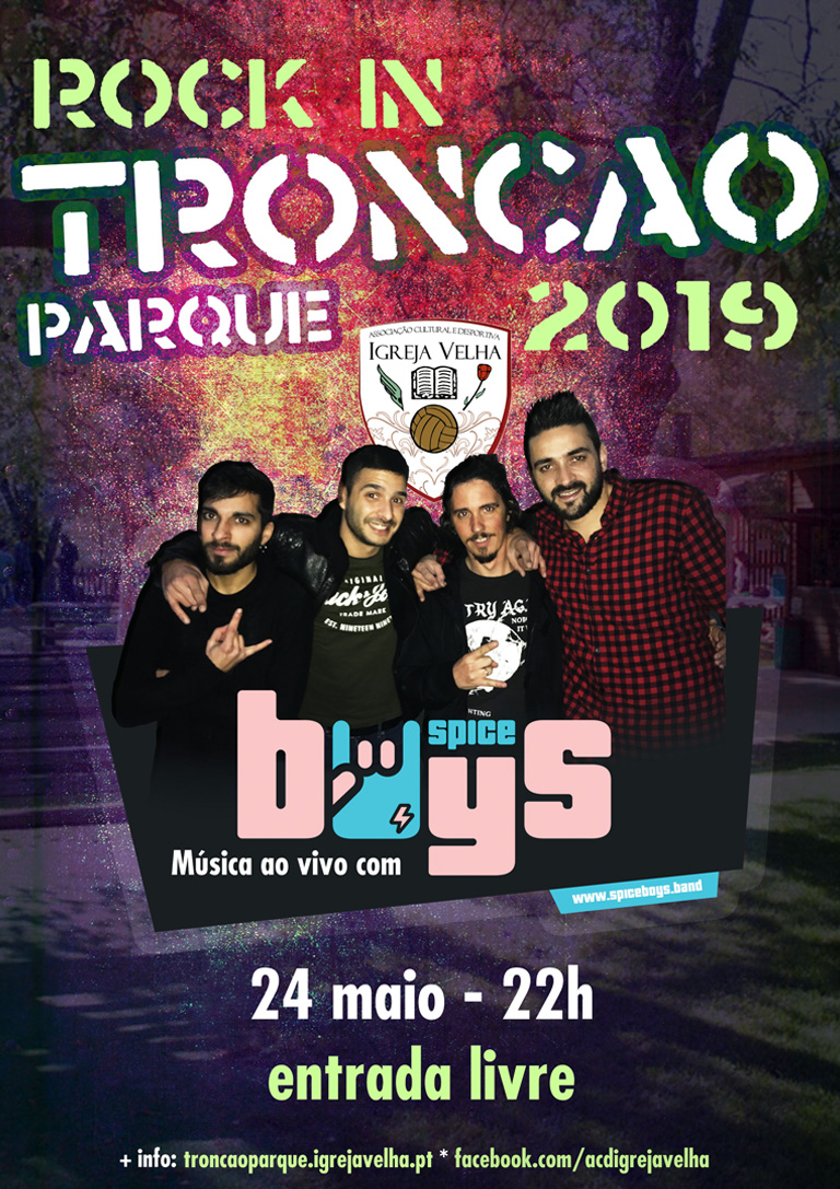 Rock in Troncão Parque 2019